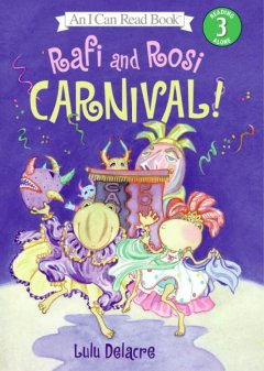 Rafi and Rosi : Carnival! cover image