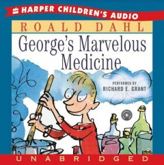 George's marvelous medicine cover image