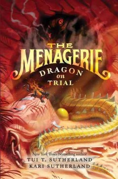 Dragon on trial cover image