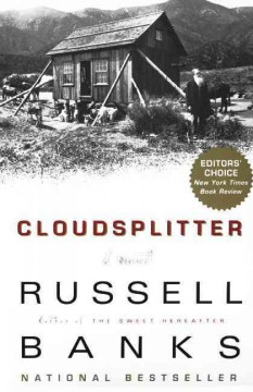 Cloudsplitter cover image