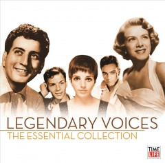 Legendary voices cover image