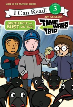 South Pole or bust (an egg) cover image