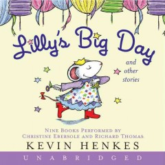 Lilly's big day and other stories cover image