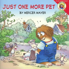 Just one more pet cover image