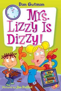 Mrs. Lizzy is dizzy! cover image