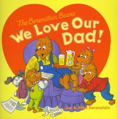 We love our dad! cover image