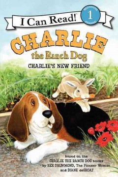 Charlie's new friend cover image