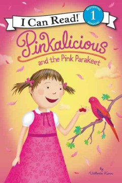 Pinkalicious and the pink parakeet cover image