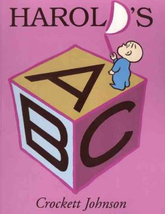 Harold's ABC : story and pictures cover image