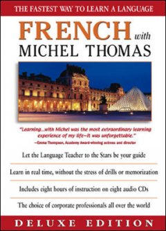 French with Michel Thomas cover image