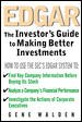 EDGAR : the investor's guide to making better investments cover image