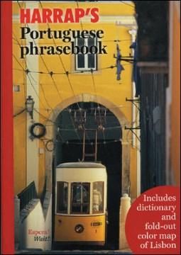 Harrap's Portuguese phrasebook cover image