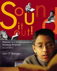 Sound it out! : phonics in a comprehensive reading program cover image