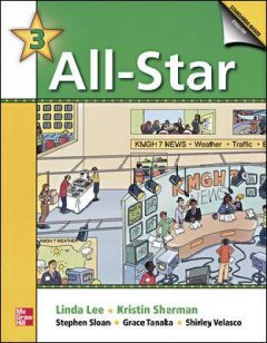 All-star 3. Student book cover image