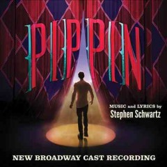 Pippin new Broadway cast recording cover image