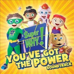 Super Why! you've got the power cover image