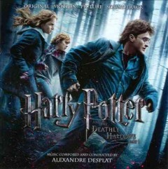 Harry Potter and the deathly hallows, part 1 original motion picture soundtrack cover image