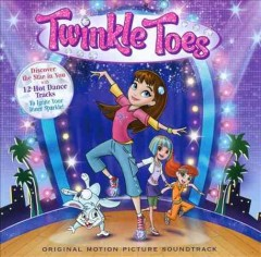 Twinkle toes original motion picture soundtrack cover image