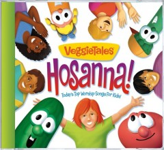 Hosanna! today's top worship songs for kids! cover image