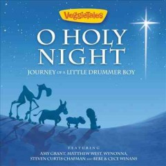 O holy night journey of a little drummer boy cover image