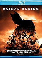 Batman begins cover image