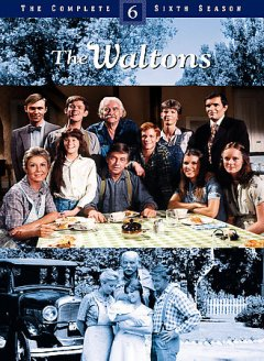 The Waltons. Season 6 cover image