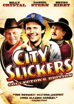 City slickers cover image