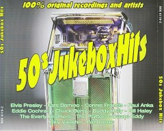 50s jukebox hits 100% original recordings and artists cover image
