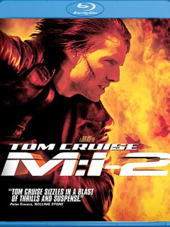 Mission: impossible 2 cover image