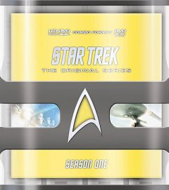 Star trek, the original series. Season 1 cover image