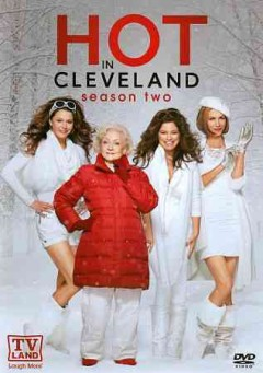 Hot in Cleveland. Season 2 cover image