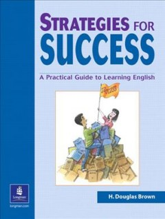 Strategies for success : a practical guide to learning English cover image