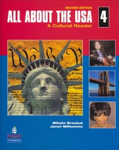 All about the USA. 4 : a cultural reader cover image