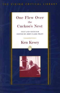 One flew over the cuckoo's nest cover image