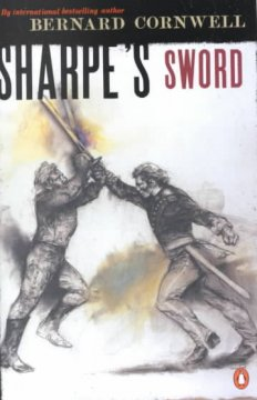 Sharpe's sword : Richard Sharpe and the Salamanca Campaign, June and July, 1812 cover image