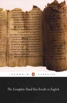 The complete Dead Sea scrolls in English cover image