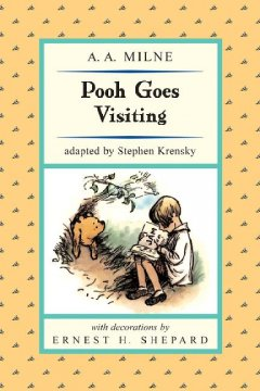Pooh goes visiting cover image