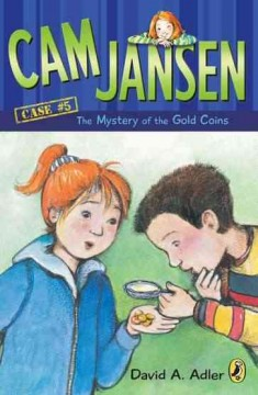 The mystery of the gold coins cover image