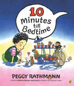 10 minutes till bedtime cover image
