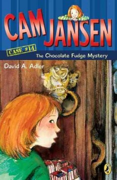 The chocolate fudge mystery cover image