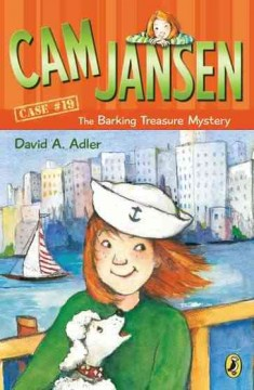 The barking treasure mystery cover image