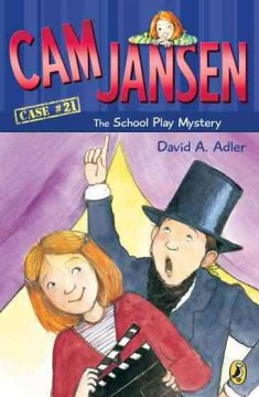 The school play mystery cover image
