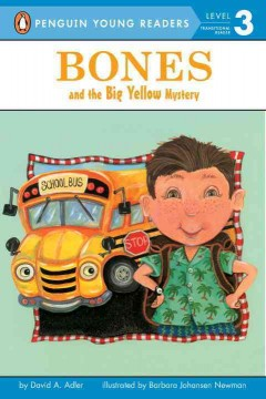 Bones and the big yellow mystery cover image