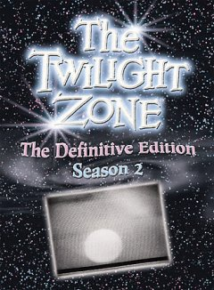 The Twilight Zone. Season 2 cover image