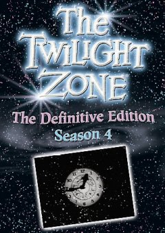 The Twilight Zone. Season 4 cover image