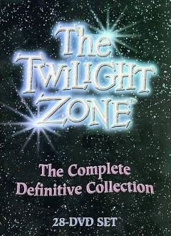 The Twilight Zone. Season 3 cover image
