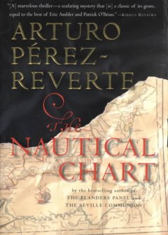 The nautical chart cover image