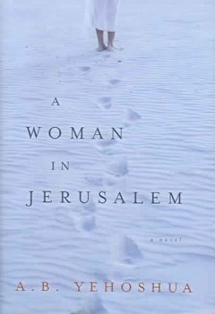 A woman in Jerusalem cover image