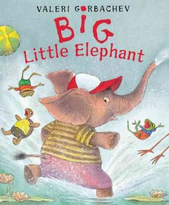 Big Little Elephant cover image