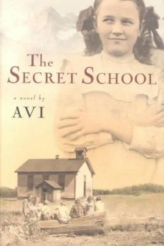 The secret school cover image